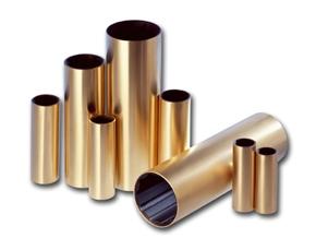 1-3/8 x 2-3/8 x 5-1/2 BOOT Johnson Brass-Shelled Sleeve